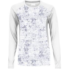 Marmot Crystal Naiset Pitkähihainen paita , valkoinen